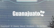Guanajuato Mx Estado Decal Sticker Truckin Trokiando Si Quema