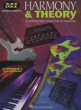 Harmony & teoria concetti essenziali di una fonte completa per tutti i musicisti