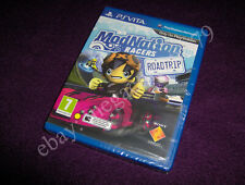PLAYSTATION PS VITA ///Modnation Racers: Road Trip\ PAL UK BRAND NEW SEALED