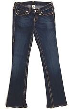 True Religion GINA Big T Boot Cut Womens Jeans Size 28 (N)