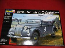 REVELL® 03099 1:35 GERMAN STAFF CAR ADMIRAL CABRIOLET NEU OVP
