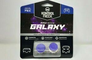 New KontrolFreek GALAXY - PURPLE- PS5/PS4- Sealed -Kontrol FreekThumbstick