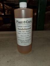 Fragrance Oils Candle Soap Bath Bomb Incense Making Scent Oil Sandalwood 32 Oz