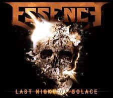 Essence - Last Night of Solace CD 2013 thrash Denmark Noise Art
