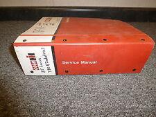 Case Ih 585 685 595 695 Utility Tractor 85 Series Shop Service Repair Manual