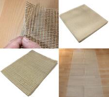Teppichgleitschutz extra dünn, trägt kaum auf ++AUSWAHL++ Gitter Teppich Stop gb