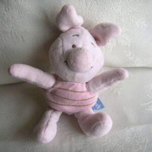 Doudou Cochon Disney - Nicotoy