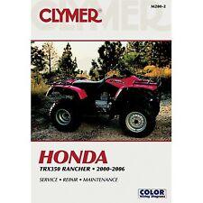 honda rancher repair manual | ebay  ebay canada