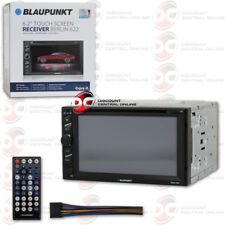 BLAUPUNKT BERLIN622 CAR 2DIN 6.2 TOUCHSCREEN DVD CD PLAYER BLUETOOTH & REMOTE