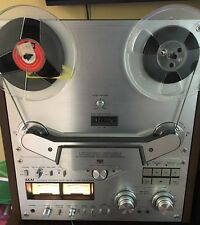 Vintage Akai GX-635D Reel to Reel Tape Recorder Good Not Perfect PICKUP DROPOFF