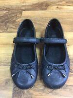 Clarks Girls School Shoes Size 13