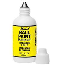 Markal 84601 GIALLO Ball End PAINT MARKER in metallo