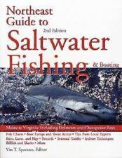Northeast Guide to Saltwater Fishing and Boating