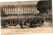 CPA  Saumur -Carrousel de Troupe - La Charge en Ligne (Extrait de ... (207762)
