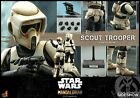 Hot Toys Star Wars TMS016 Biker Scout Trooper The Mandalorian - BNIB - UK Seller