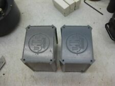 2  UTC LS55  output transformer for RCA 2A3 or western electric 300B PP