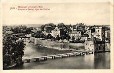 CPA  Metz  Weidenwall mit Jungfern-Wihr - Rempart de Sauley,digue ...  (454994)