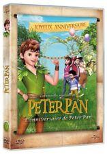 L'anniversaire de peter pan DVD NEUF SOUS BLISTER