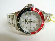 Invicta Men's Automatic Watch Pro Diver 40mm Black Red White 9404