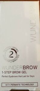 Wunder2 Wunder Brow 1-Step Brow Gel ~ Choose From 5 Shades