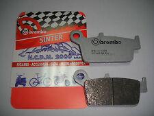 PASTILLAS DE FRENO TRASERO BREMBO SINTER HO26SX RACING TM EN 80 2001 2002 2003