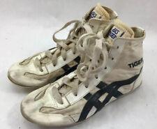 Vintage Asics Tiger Wrestling Shoes Size 6 Original Made In Usa