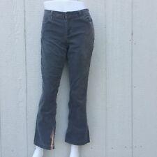 Talbots Women's Pants Size 12 Distressed Cord Corduroy Slacks