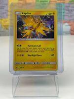 SHIPS SAME DAY Pokemon Card NM/M Zapdos 24/68 Holo Lightning Type 2019 Rare