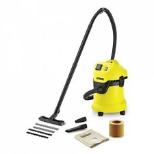 Karcher WD3 wet and dry vacuum BNIB with free box of bags.