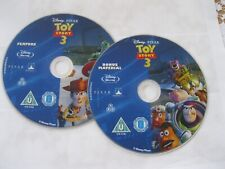 TOY STORY 3 - 2 discs - DISC ONLY (DS6) {Bluray}