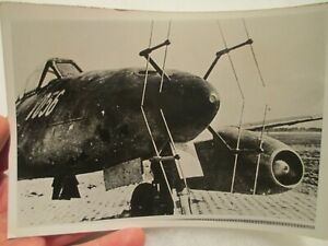 *PHOTO* Captured German Me-262 Jet Night Fighter V056 ~ Excellent