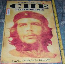 CALENDARIO FOTO CALENDAR 10-LA GRANDE STORIA DI CHE GUEVARA cuba,comunismo,fidel