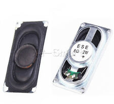 New 2W 8ohm 2040 Small Loudspeaker Stereo Audio Speaker For Laptop DIY Replace