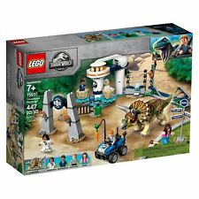75937 LEGO Jurassic World bordo Triceratops