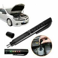 Brake Fluid Liquid Tester Pen Car Auto Oil Moisture Diagnostic Tool 5 Led US