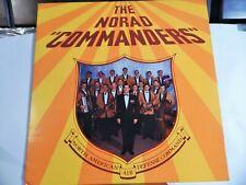 "NORAD COMMANDERS (NORTH AMERICAN DEFENSE COMMAND) 1960S COLLECTIBLE VINYL 12"" LP"