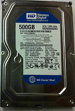 Western Digital WD5000AAKS 500GB 3,5 pulgadas HDD