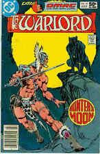 Warlord # 47 (Mike Grell, así que OMAC) (Estados Unidos, 1981)