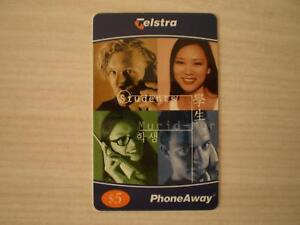 TELSTRA PHONEAWAY  $5 EDITH COWAN UNIVERSITY PERTH WEST AUSTRALIA EXP 07/2000 A5