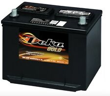 DEKA GENUINE NEW 636RMF 12-VOLT Gold Battery 800Amp Cranking Power (Group 36R)