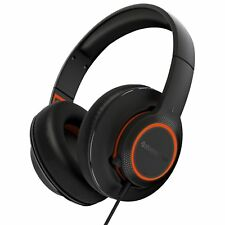 New SteelSeries Siberia 150 USB Gaming Headset/Headphones Mic RGB LED WINDOW/MAC