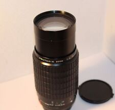 Film Pentax K Zoom Camera Lenses