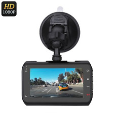 Dashcam DVR Recorder HD 1080p Video - 170 Degree w G Sensor  - Peugeot