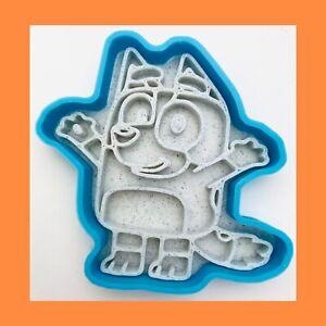 Bingo Heeler From Bluey Cookie Cutter