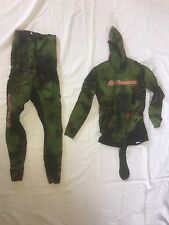Picasso spear fishing/diver wet suit. Size 52