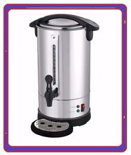 New Stainless Steel 8L Electric Hot Water Boiler Commercial Catering Tea Urn A07