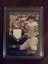 2017 Donruss Diamond Collection Jacoby Ellsbury Jersey New York Yankees