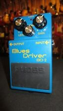 Boss BD-2 Distortion / Booster Guitar Effect Pedal, Fantastic Clear Overdrive!
