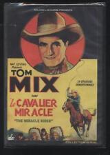 NEUF DVD LE CAVALIER MIRACLE SERIE DE 15 EPISODES WESTERN TOM MIX SOUS BLISTER