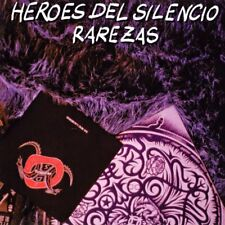 Heroes del Silencio Rarezas music Audio CD by Kapriche